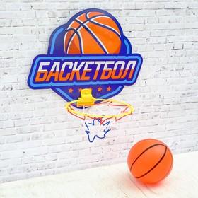 WOOW TOYS Игра баскетбол 'Мяч' Ош
