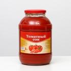 Сок САВА томатный с солью 2 л