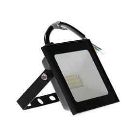 Прожектор светодиодный Smartbuy FL SMD LIGHT, 30 Вт, 6500 К, IP65, Ош