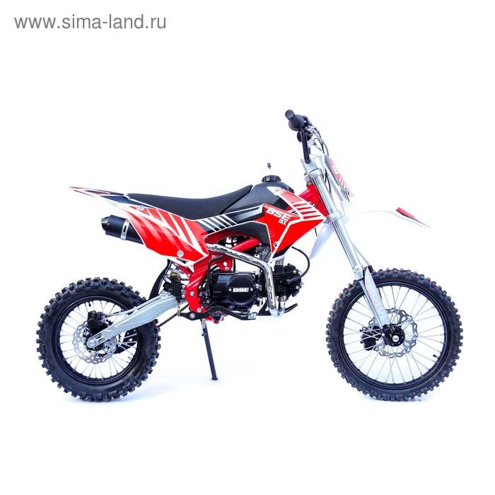 Питбайк BSE MX-125, Красный 3863440