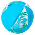 Мяч пляжный 51 см от 2-х лет, цвет МИКС