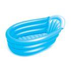 Ванна-бассейн надувная, 79 х 51 х 33 см, 0-1 года, цвет МИКС