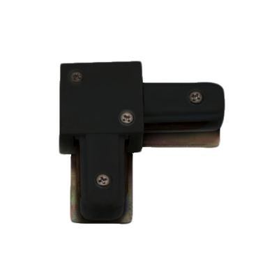 Соединитель  «L»  двухпроводной шины, 220 В, цвет черный