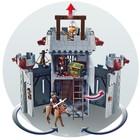 """Конструктор Playmobil """"Возьми с собой: Черный замок Барона Супер4 """", 149 деталей"""