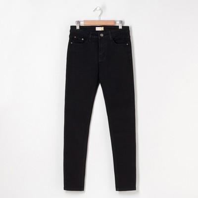 Джинсы женские KAFTAN, классика, цвет черный, р-р 29 (44) M