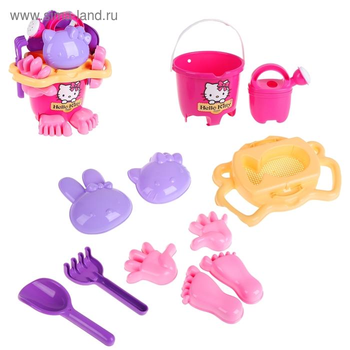 Набор песочный Hello Kitty