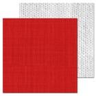 Фотофон двусторонний «Уютный вечер», 45 х 45 см, картон, 100 г/м
