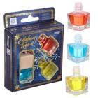 Набор ароматизаторов: свежесть, малиновый чай, корица