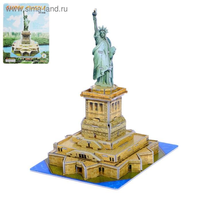 "Конструктор 3D ""Статуя свободы"""