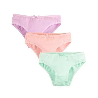 Набор трусов (3 шт) Basic для девочки, рост 86-92 см