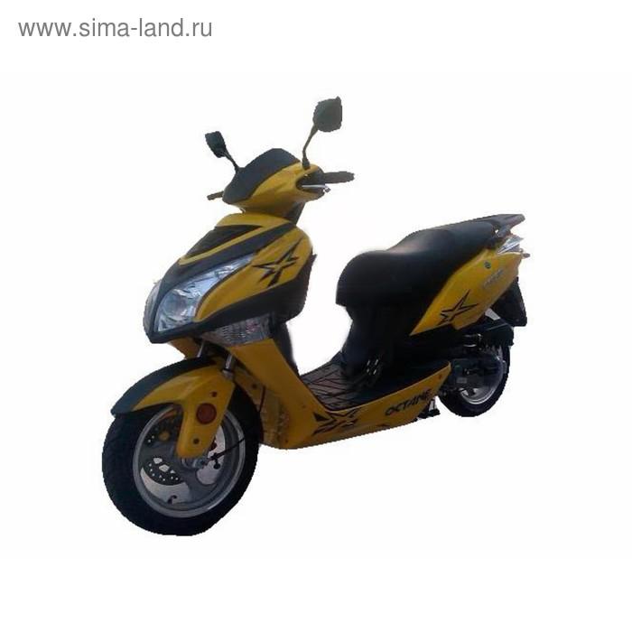 Скутер Kansas OCTANE, желтый 3932887