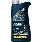 Масло моторное MANNOL 2Т AGRO, 1 л
