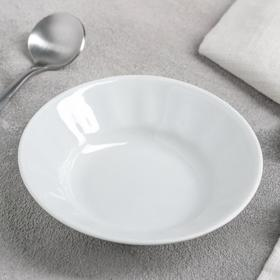 Блюдце для варенья 11 см 'Бельё' Ош