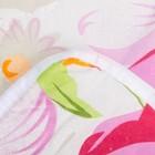 Одеяло Адамас облегчённое синтетическое, размер 110х140 см, 200 г/м²