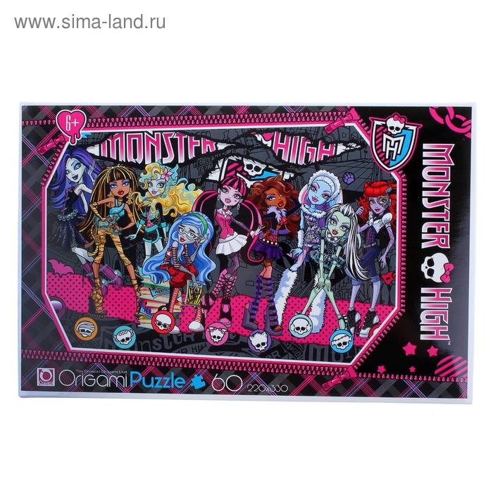 """Пазлы """"Monster High"""", 60 элементов"""