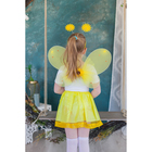"""Карнавальный набор """"Подсолнух"""", 4 предмета: ободок, жезл, крылья, юбка, 3-4 года"""