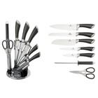 Набор ножей на подставке, 8 предметов