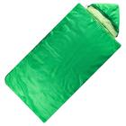 """Спальный мешок """"Комфорт"""" 2-х слойный, с капюшоном, увеличенный, размер 225 х 105 см"""