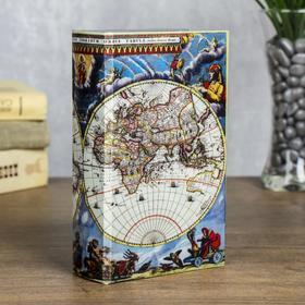 "Сейф-книга ""Карта путешественника"""