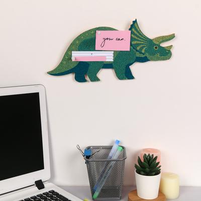 Пробковая доска «Динозавр»