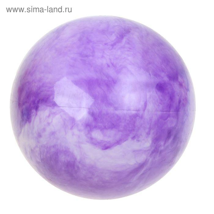 """Мяч """"Слияние цвета"""", 22 см, PVC, цвета МИКС"""
