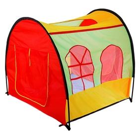 """Игровая палатка """"Дом-арка"""", разноцветная"""