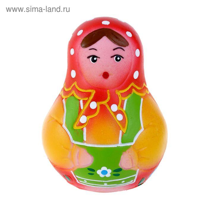 """Резиновая игрушка """"Матрёшка"""", МИКС"""