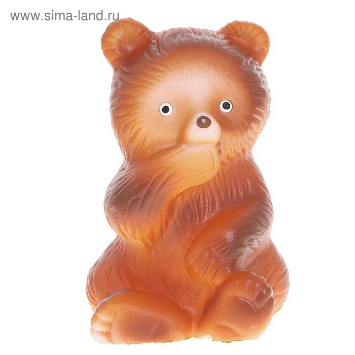 """Резиновая игрушка """"Медведь"""""""