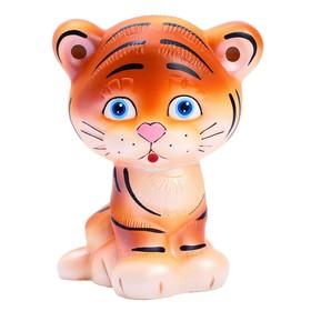 """Резиновая игрушка """"Тигр"""""""