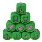 Набор кубиков гадальных
