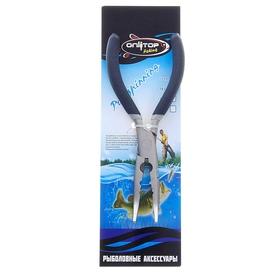 Плоскогубцы рыболовные, 18 см Ош