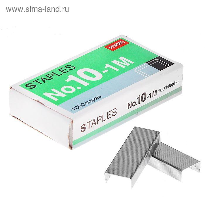 Скобы №10 металл Staples (1000 шт)