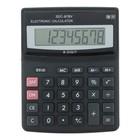 Калькулятор настольный 08-разрядный SDC-878V двойное питание