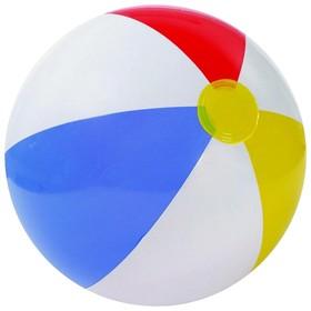 """Мяч пляжный """"Цветной"""", d=51 см, от 3 лет 59020NP INTEX"""