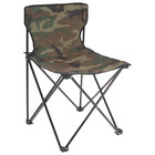 Кресло туристическое, складное, до 80 кг, размер 45 х 45 х 70 см, цвет зелёный