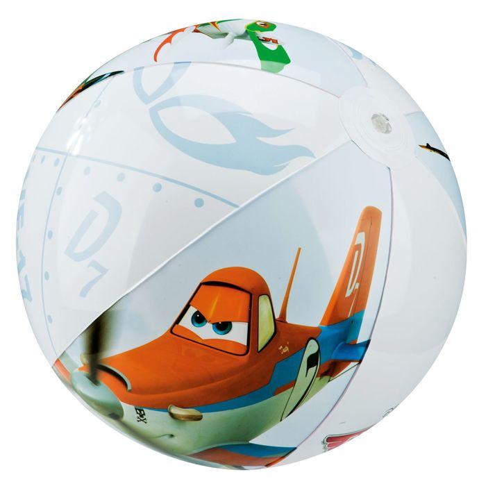 """Мяч пляжный """"Самолёты"""", 61 см, от 3 лет"""