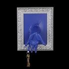 """Ключница """"Картина. Рука на синем"""""""