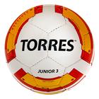 Мяч футбольный Torres Junior-3, F30243, вес 270-290 грамм, размер 3