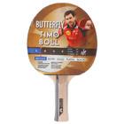 Ракетка для настольного тенниса Butterfly Timo Boll bronze, анатомическая/коническая ручка