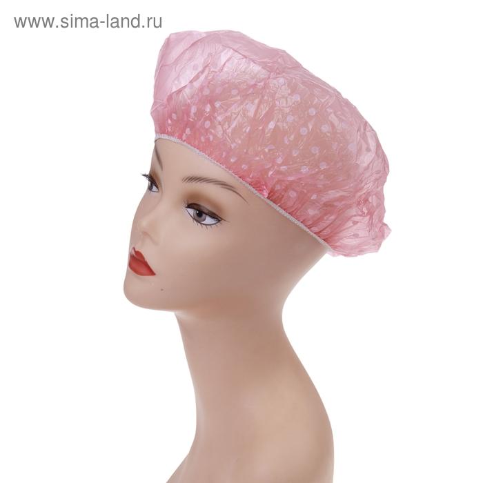Набор шапочек для душа, 6 шт, цвета МИКС