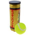 Мяч теннисный SWIDON 989 PRO, набор 3 штуки
