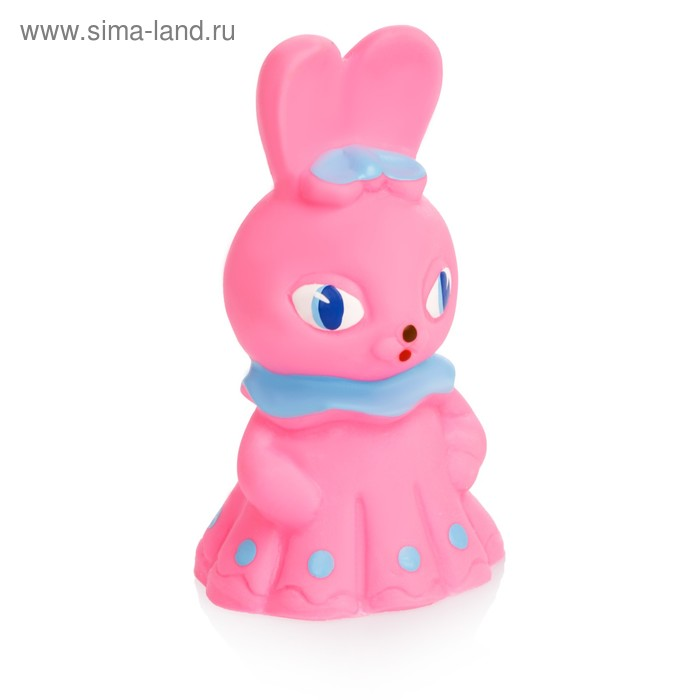 "Резиновая игрушка ""Зайчишка"", МИКС"