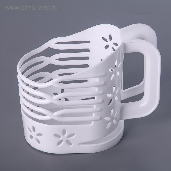 Подставка для пакета молока 0,5 л, цвета МИКС