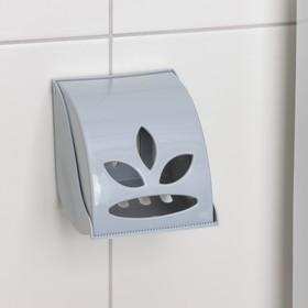 Держатель для туалетной бумаги 'Фантазия', цвета МИКС Ош