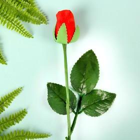 Мыльные лепестки 'Роза в подарок', цвет красный Ош