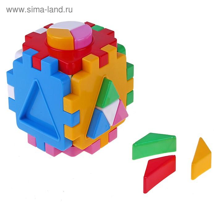 """Куб """"Умный малыш"""" Логика №2"""