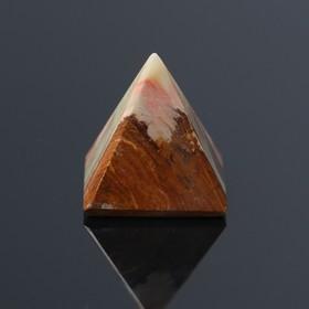 Сувенир 'Пирамида', оникс Ош