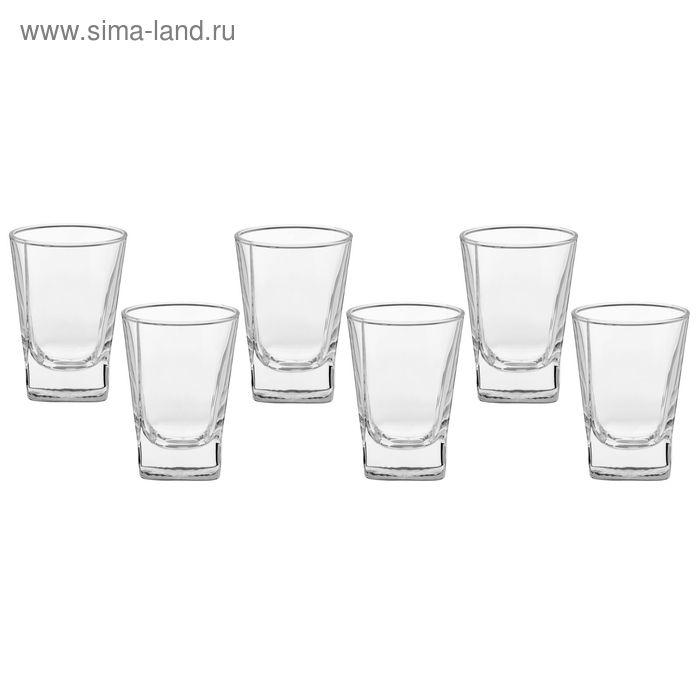 Набор рюмок водочных 60 мл Baltic