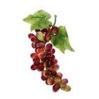 Искусственный виноград, 60 ягод, овальный