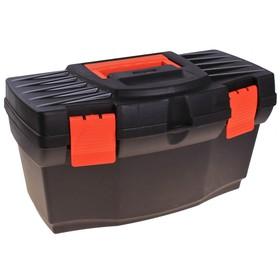 Ящик для инструментов Master Economy, цвет черно-оранжевый
